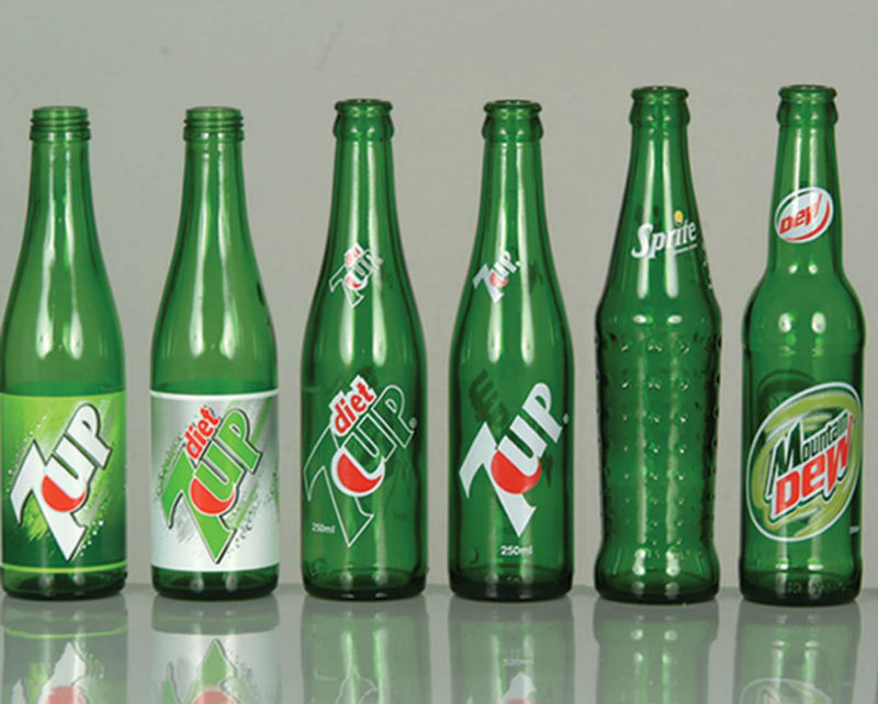 Beverage Glass Bottles