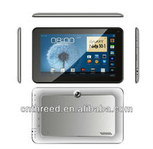 9 inch tablet pc built in 3G sim card slot phone call cpu MTK6577(dual core) 512MB RAM 4G/8GB Flash Android 4.0