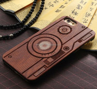 Nature wood phone case for Iphone 6 mobile phone accessories