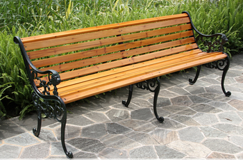 park benches 1.8 meter