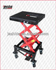 Motorcycle repair tool of scissor lift table