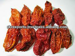 Bhut Jolokia Pepper for Food Seasoning, Condiments