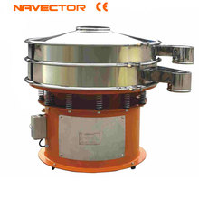 Classifier Stainless Round Vibrating Screen Sifter for Separation Plant Equipment for Chemical Powder