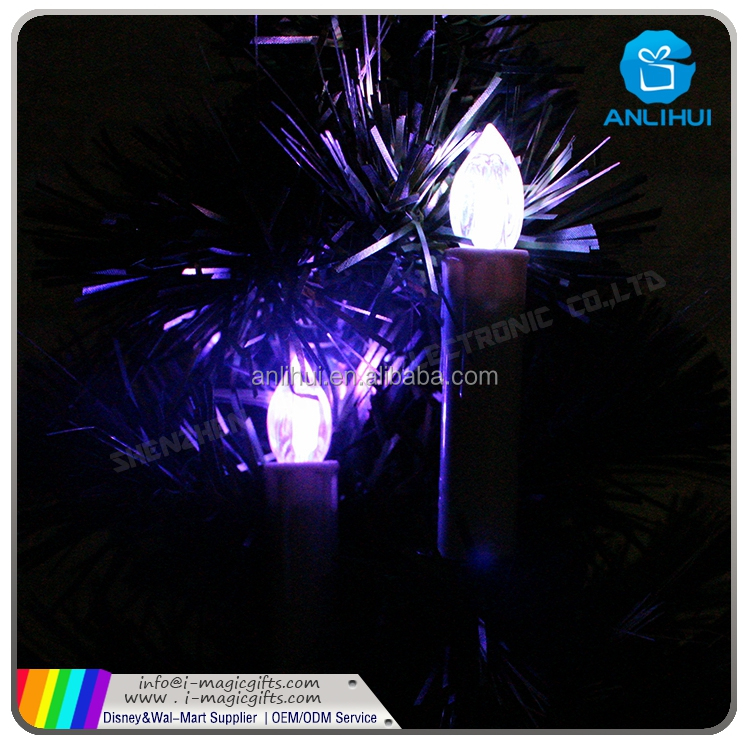 color changing CE economical christmas led lights candles for sale