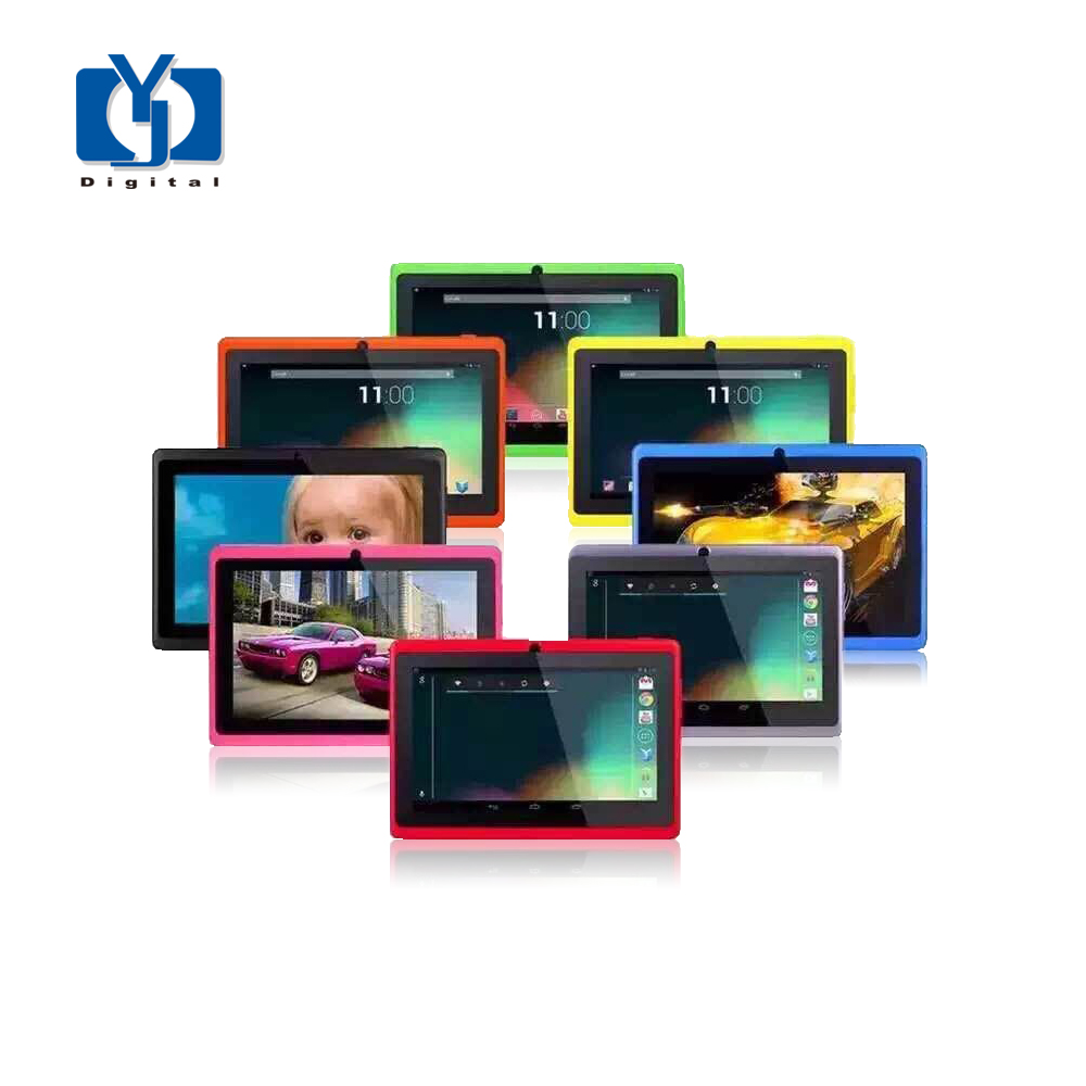 Hotsale 7inch android tablet, tablet pc 7 inch wifi, fire tablet for selling