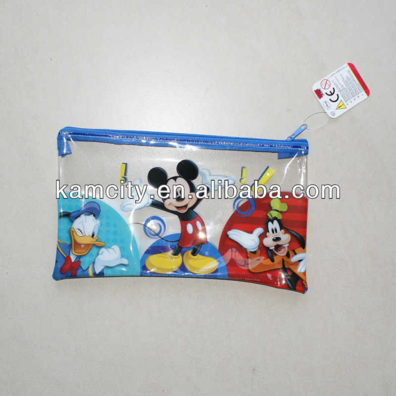 PVC Pencil Bag for kids-Factory direct