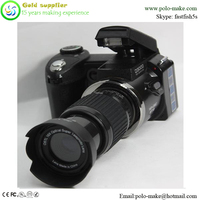 "Factory 16 MP sharpshots D3000 Digital Camera & Video Full-Color LCD/TFT 3.0"" Displays"