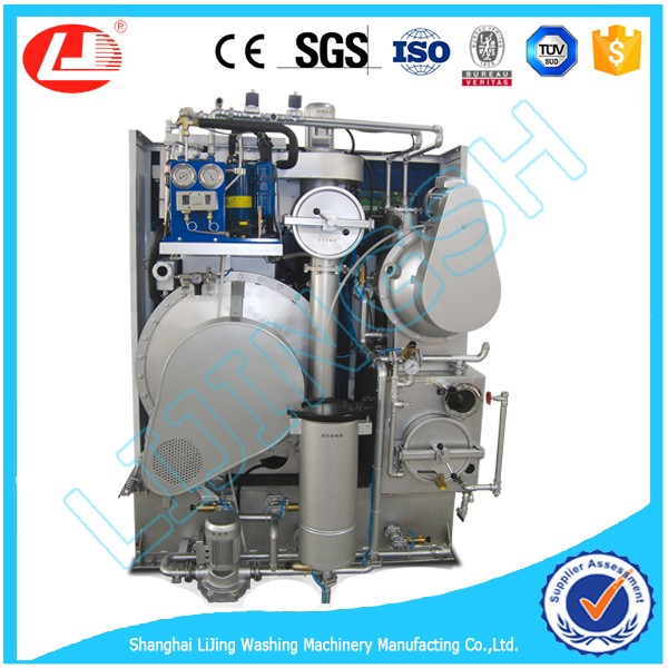 Hydrocarbon dry cleaning machine/dryer