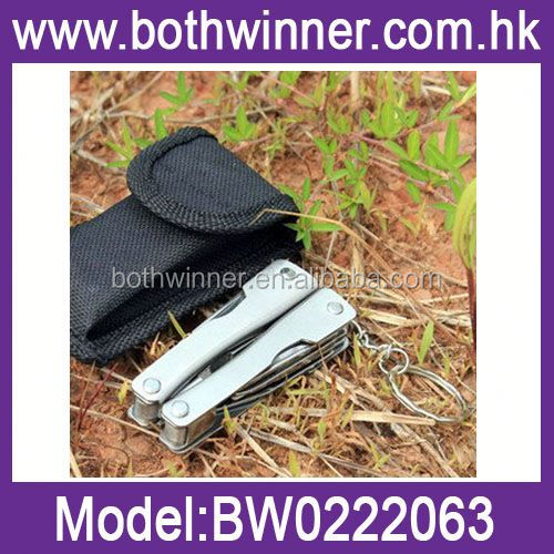 BW356 8 pcs auto emergency tool kit with multi-functional plier