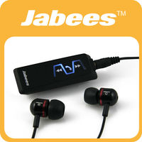 Jabees Bluetooth hi-fi stereo wireless headset walkie talkie with microphone