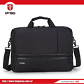Durable leather hiking 17 inch ladies laptop bag