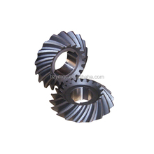 The China auto parts used bevel pinion gear