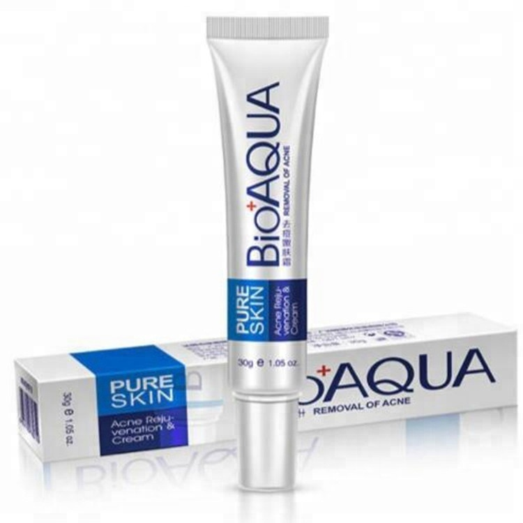 BIOAQUA Effective Face Skin Care Acne Removal <strong>Cream</strong> Spots Scar Blemish Acne <strong>Cream</strong> For Acne Treatment