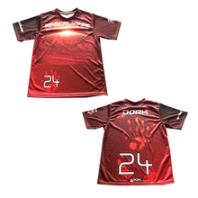 2016 hot new design sublimated t shirt OEM 3D cool printing