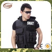 Tactical Combat Vest With Magazine Pouch ,Outdoor Hunting Vest , Military Gears vest Outdoor fishing vest