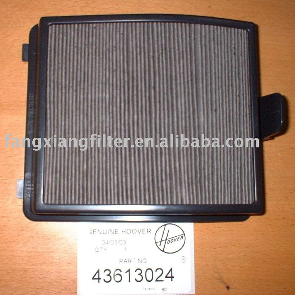 F5- H14 active carbon Air filter