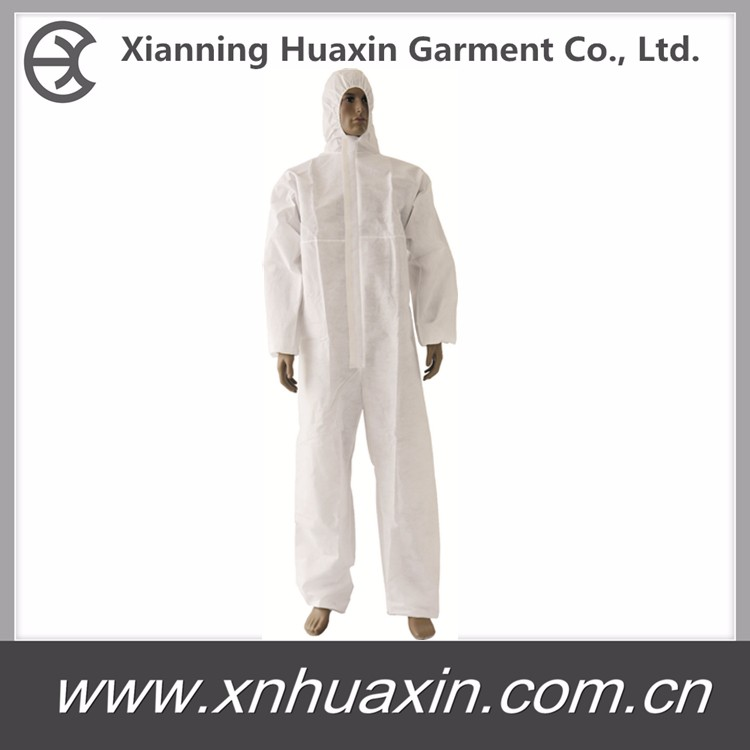 Type 56 disposable coverall