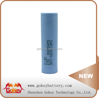 Hot Supplying Samsung 18650 2900mA Battery Cell / Samsung INR18650-29E