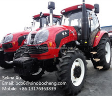 Weifang factory big farm tractor 130hp 4wd 1304 for sale