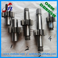 Stainless Steel Spline Shaft Propeller Shaft