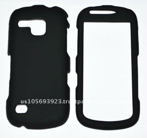 Phone accessory Rubberized Case for Samsung Continum / i400