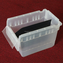 Popular new type warehouse plastic picking trays for sale