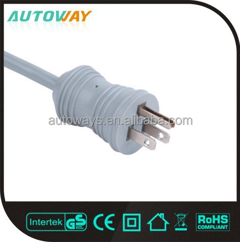 UL Approved 5-15P Male Power Plug