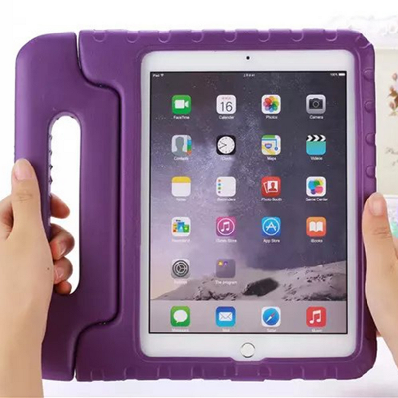 Tablet case for ipad 9.7 with stand kids shockproof EVA foam cover case for ipad mini 1 2 3 4