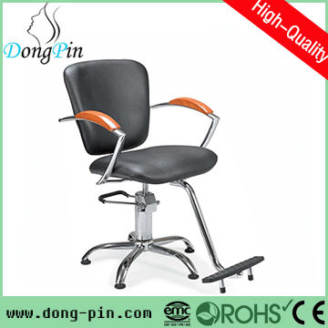 black hair salon styling chairs spa chair supply