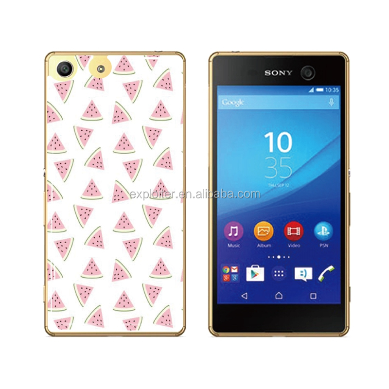 Free sample ultra-thin soft epoxy resin mobile phone case for sony xperia z1s