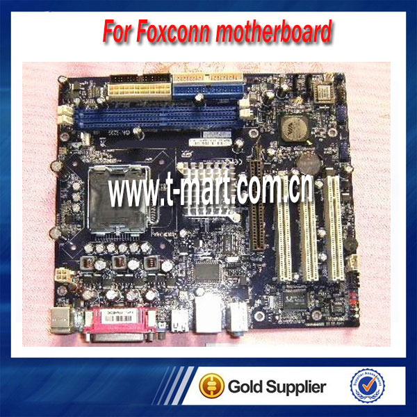100% Working Desktop Motherboard For Foxconn P4M800P7MB-RS2H fully test
