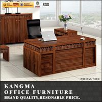 minimalist style standard dimension wood office furniture