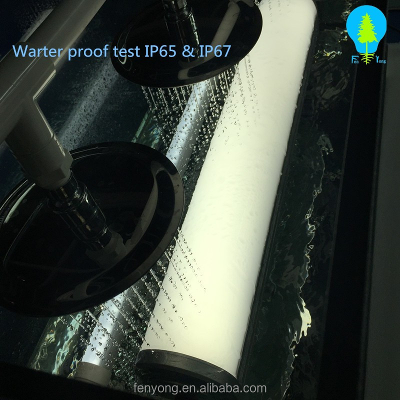60w LED triproof/waterproof/IP65 proof light fixture offer sample with 5 years warranty