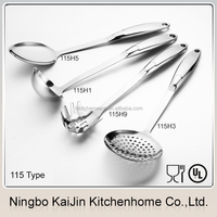Kjkitchen brand factory direct sell home use fashionable food turner
