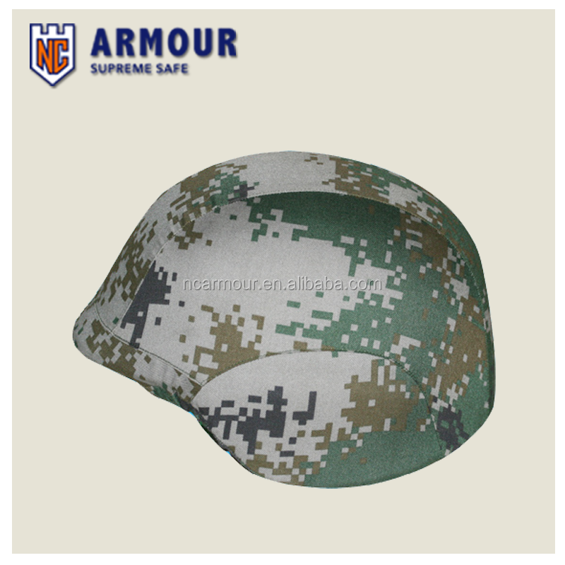 Lightweight bulletproof tactical helmet