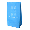 airplane garbage paper bag, pe coated paper bag, Waterproof paper bag,vomit bag on airplane