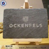 Natural chinese slate blackboard for sale