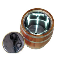High Quality Stainless Steel Tanks Wooden Whiskey Barrels For Sale