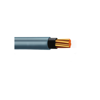 0.6 / 1 KV Single Core PVC Insulated PVC Sheathed Low Voltage Cable To IEC60502