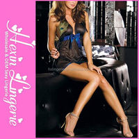 Accept paypal wholesale OEM service mature nude babydoll nighties lingerie
