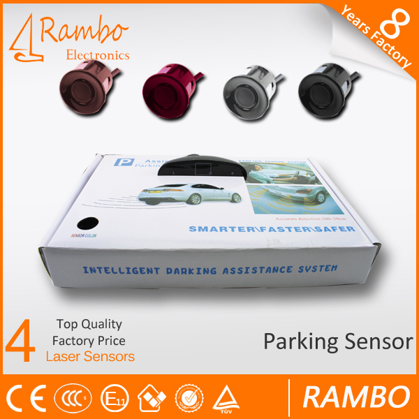 bluetooth reverse led parking sensor