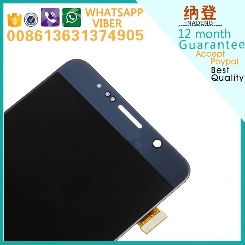 for samsung NOTE 5 lcd digitizer assembly mobile phone lcds