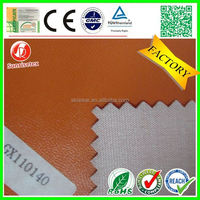 wholesale Eco friendly pvc leatherette fabric factory