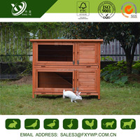 Export strong commercial rabbit cages for garden use
