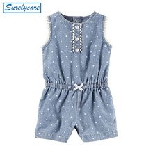 China hot products cotton baby clothes romper