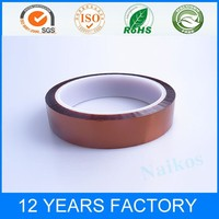 Polyimide Film Tape with Silicone Based Adhesive