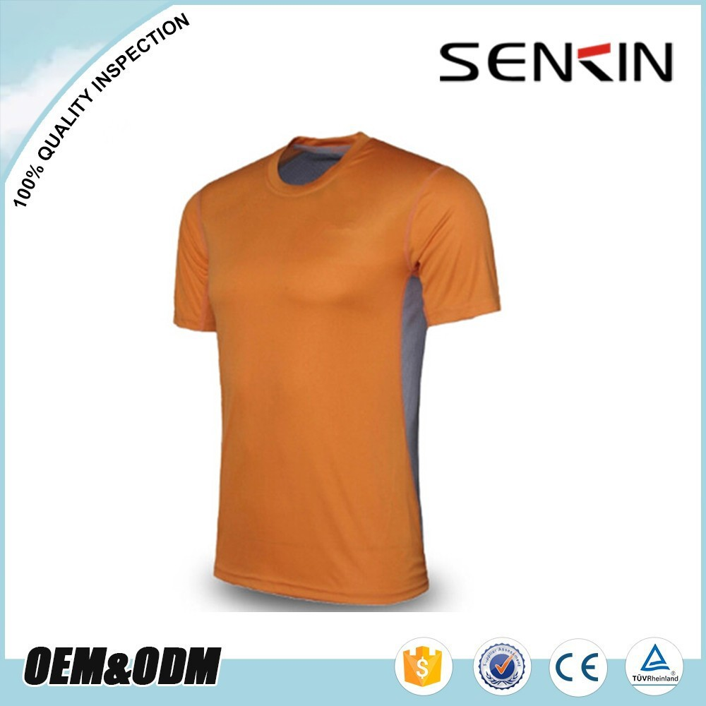 men dry fit sports golf t-shirt