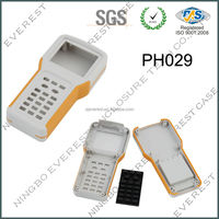 Small waterproof abs electronic handheld enclosures
