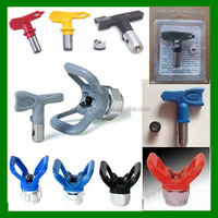 yelllow blue black grey Airless Gun Tip 209 211 213 311 313 315 411 415 413 517 519 525 523 Reversible Spray Gun Tip