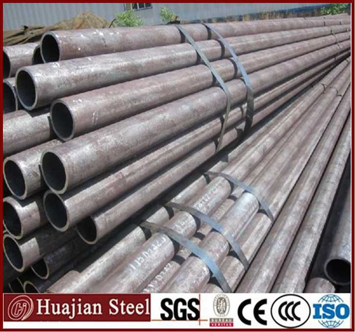 "4"" api 5l Gr.B sch40 carbon steel seamless pipe transportation coated cement line pipe"